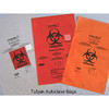 Red Autoclavable Biohazard Bags, Super Duty, Compliant, case/100