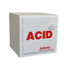 "Non-Metallic Poly Acid Cabinet, 16"" Bench Top Acid Cabinet"