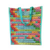 Rainbow Periodic Table of Elements Reusable Tote Bags, pack/10