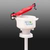 "4"" ECO Funnel System, 5 gallon drum, Cap Size 70mm (FS70)"
