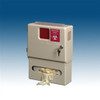 Sharps Disposal Wall Cabinet Combo with Sharps Container and Glove Box