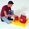 Spill Tray, Collapsible Soft Wall Utility Tray