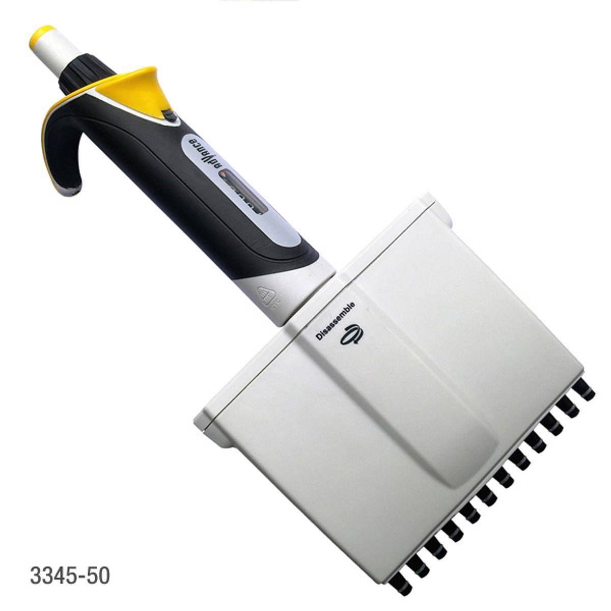 Yellow Mini-Pipettor 50ul