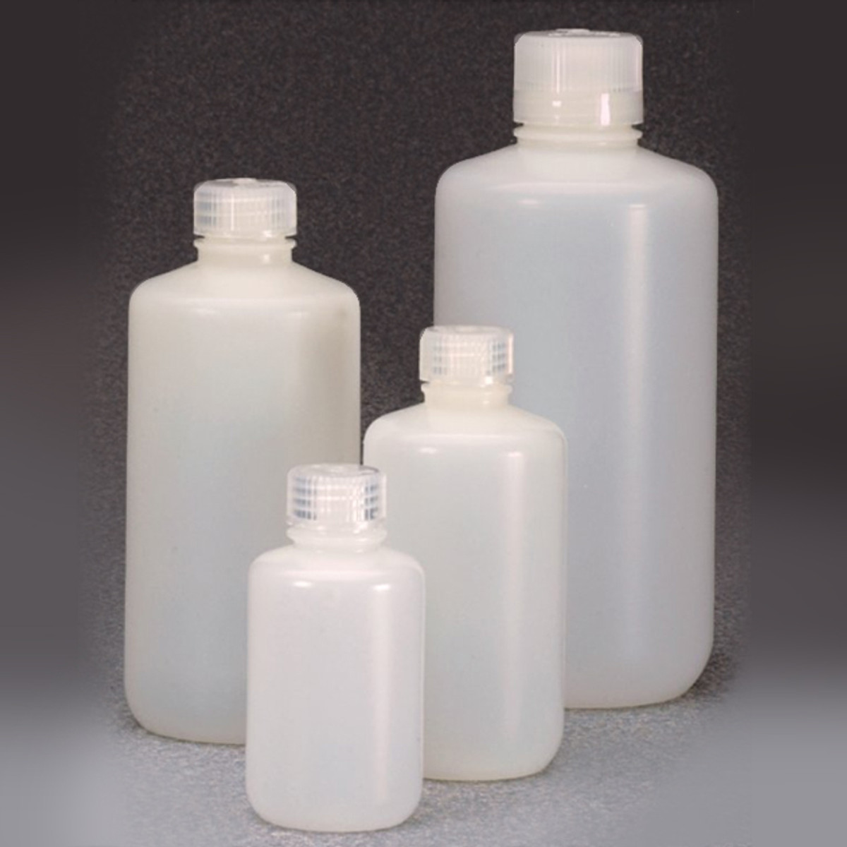 65 mm//Height /& OD 32 oz//Cap Size 6 Bottles 209 mm /& 90 mm//Pack Quantity 1000 ml Fluorinated Wide Mouth High Density Polyethylene Bottles//Capacity