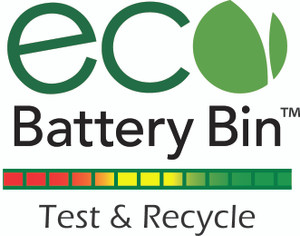 ECO Battery Bin