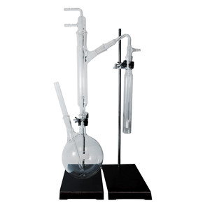 WHEATON® Complete Cyanide Distillation Apparatus Kit, Clear-Seal Joints