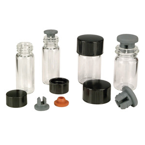 WHEATON® 10mL Vacule Vacuum Ampule, 22-350 Cap, case/200