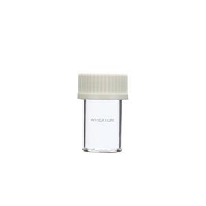 WHEATON® 35 x 75mm Hybridization Bottle, PTFE/Silicone Lined Caps, Safety Coated