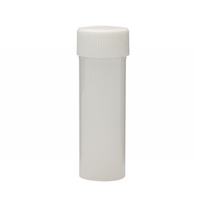 WHEATON® 6mL Sampule®, HDPE, 18mm PP Caps, case/2000