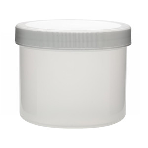 WHEATON® 1000mL PP Jar, Unlined Cap, case/24