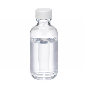 WHEATON® 2 oz Glass Boston Round Bottles, PTFE Lined PP Caps, case/24