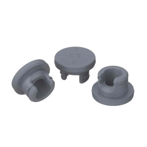 WHEATON® 20mm Ultra Pure Igloo Style Stopper, Siliconized, case/1000