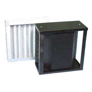 Primary Filter for Chemical Vapors, Alumina, Potassium Permanganate, Cartridge Only