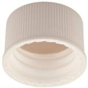 WHEATON® 13-425 PP Cap, White, PTFE/Silicone Liner .060, case/250