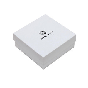 WHEATON® Cryogenic Cryofile Freezer Box, White, case/15