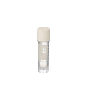 WHEATON® 2mL Ext FS CryoElite Vials with Marking Spot, White Caps, Sterile, case/100