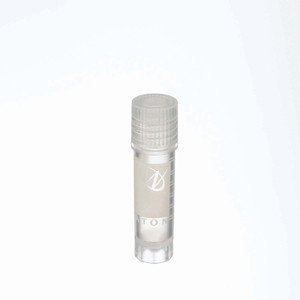 WHEATON® 2mL Ext FS CryoElite Vials with Marking Spot, Natural Caps, Sterile, case/500