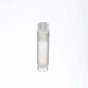 WHEATON® 2mL Internal Thread CryoElite Vials, Natural Caps, case/1000
