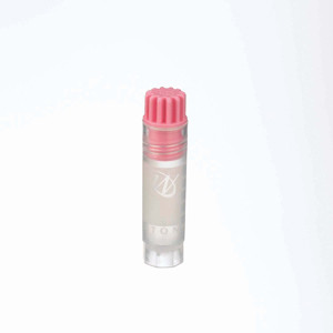 WHEATON® 2mL Internal Thread CryoElite Vials, Pink Caps, Label, sterile, case/500