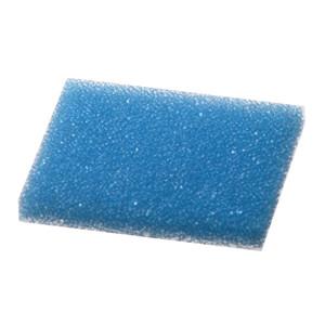 """Biopsy Pads, 1 x 1.25"""", Foam, Blue, pack/1000"""