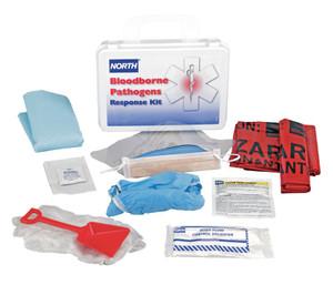Honeywell Blood Borne Pathogen Biohazard Spill Kit