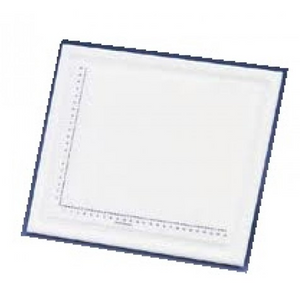 """Polyethylene Dissecting Board, Scales, .625"""" x 23"""" x 16"""""""