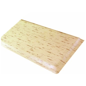 "Anti-Fatigue Hospital Clean Room Mat, Dr. Stand-Eze, 1/2"", 2' x 3'"