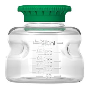 Reservoir Media Bottles for Autofil Filters, Sterile, 250ml, PETG, Case/24