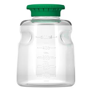 Reservoir Media Bottles for Autofil Filters, Sterile, 500ml, PETG, Case/24