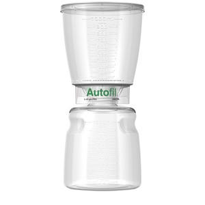 Autofil Bottle Top Vacuum Filter Assembly, 1000ml, 0.45um PES, Case/12