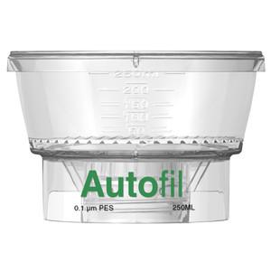 Autofil Funnel Only, 250mL, 0.1um PES Case/24