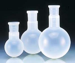 Round Bottom Flask, PFA, NS 29/32, 500mL, Each