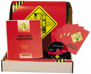Safety Training: Asbestos Awareness Regulatory Compliance Kit