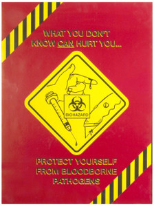 Safety Training: Bloodborne Pathogens in First Response Environments DVD Program