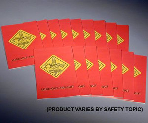 Safety Training: Conflict Resolution Employee Booklet, pack/15