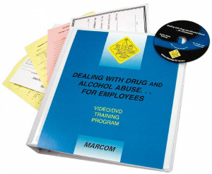 Safety Training: Dealing, Drug, Alcohol Abuse Manager DVD Program