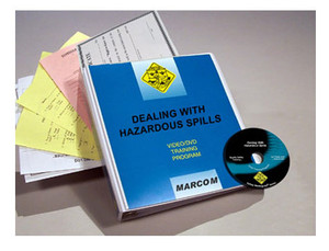 Safety Training: Dealing with Hazardous Spills DVD Program