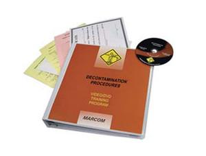 Safety Training: Decontamination Procedures DVD Program