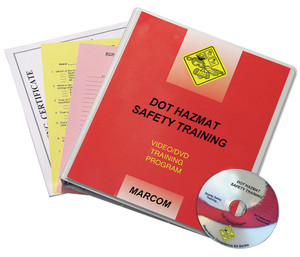Safety Training: DOT HAZMAT Safety Training DVD Program