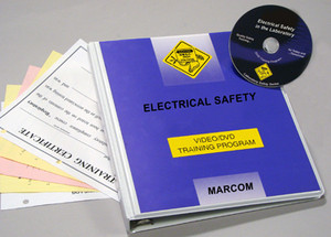 Safety Training: Electrical Safety in the Laboratory DVD Program
