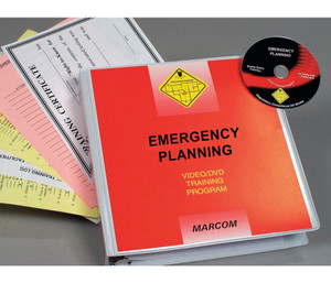 Safety Training: Emergency Planning DVD Program