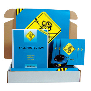 Safety Training: Fall Protection in Construction Safety Kit