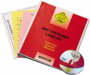 Safety Training: GHS Container Labeling DVD Program