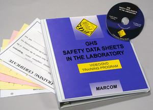 Safety Training: GHS Safety Data Sheets in the Laboratory DVD Program
