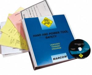 Safety Training: Hand & Power Tool Safety DVD Program
