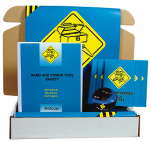 Safety Training: Hand & Power Tool Safety in Construction Safety Kit