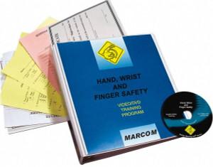 Safety Training: Hand, Wrist & Finger Safety DVD Program
