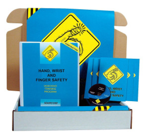 Safety Training: Hand, Wrist & Finger Safety in Construction Safety Kits