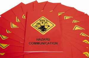 Safety Training: Hazard Communication Employee Booklet