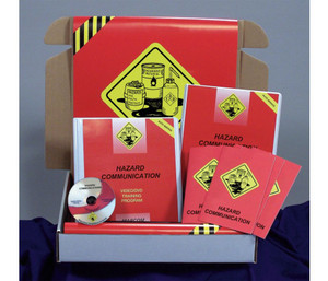 Safety Training: Hazard Communication in Auto Service Facilities Compliance Kit